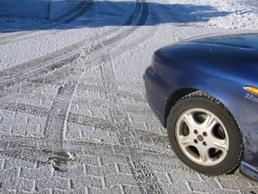 Tief Petra bringt 2010 viel Schnee