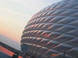 Bayern Fußball Stadion