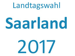 Saarland Wahl am 26.03.2017