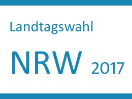 Wahl NRW 2017