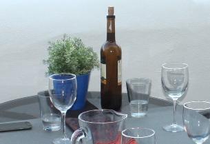 Ein Glas Wein pro Tag ok?